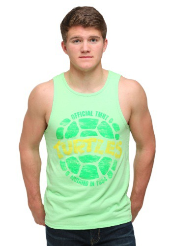 Official TMNT Mens Tank Top