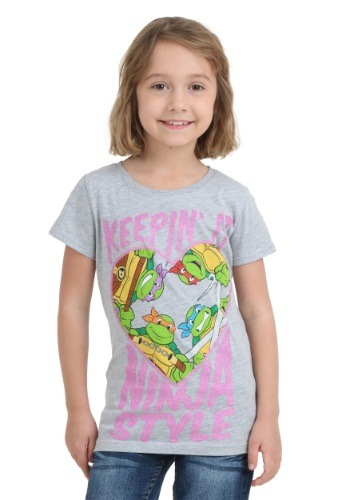 TMNT Keepin' It Ninja Style Girls T-Shirt