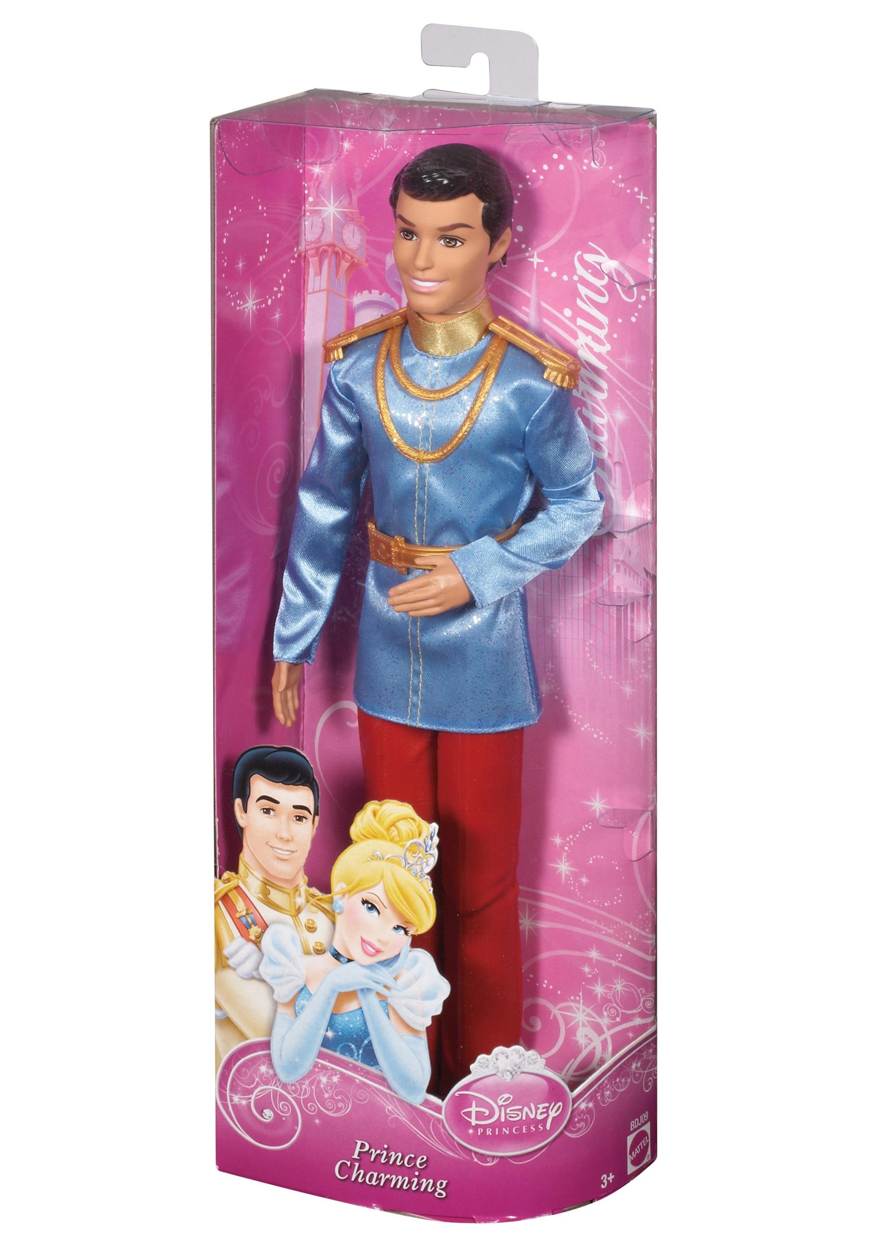 disney prince charming doll