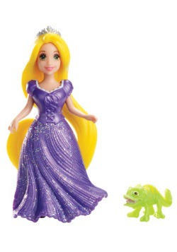 Disney Little Kingdom Magiclip Rapunzel and Pascal