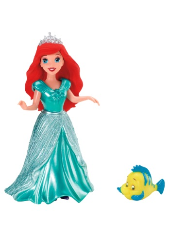 Disney Little Kingdom Magiclip Ariel and Flounder