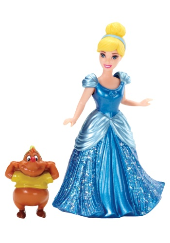 Disney Little Kingdom Magiclip Cinderella and Gus