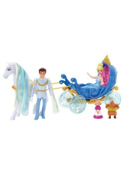 Cinderella Fairytale On-The-Go Gift Set
