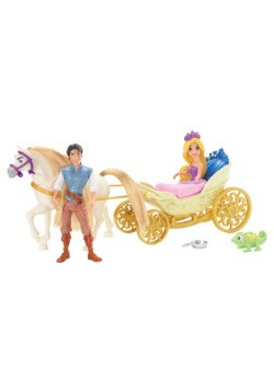 Rapunzel Fairytale On-The-Go Gift Set