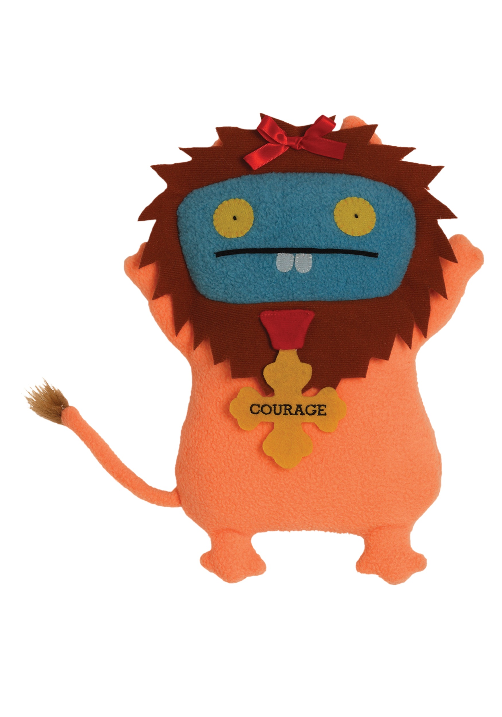 Babo Cowardly Lion Uglydoll
