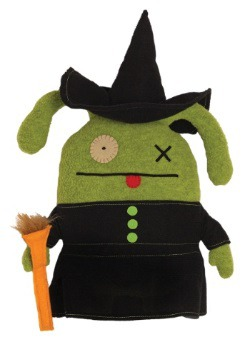 Wizard of Oz Ox as Wicked Witch Uglydoll