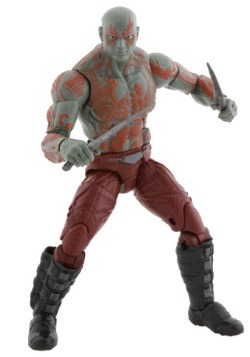 Guardians Of the Galaxy Legends Drax Figure