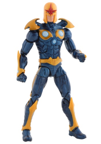 Guardians of the Galaxy Legends Nova Figure