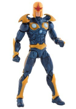 Guardians of the Galaxy Legends Nova Figure
