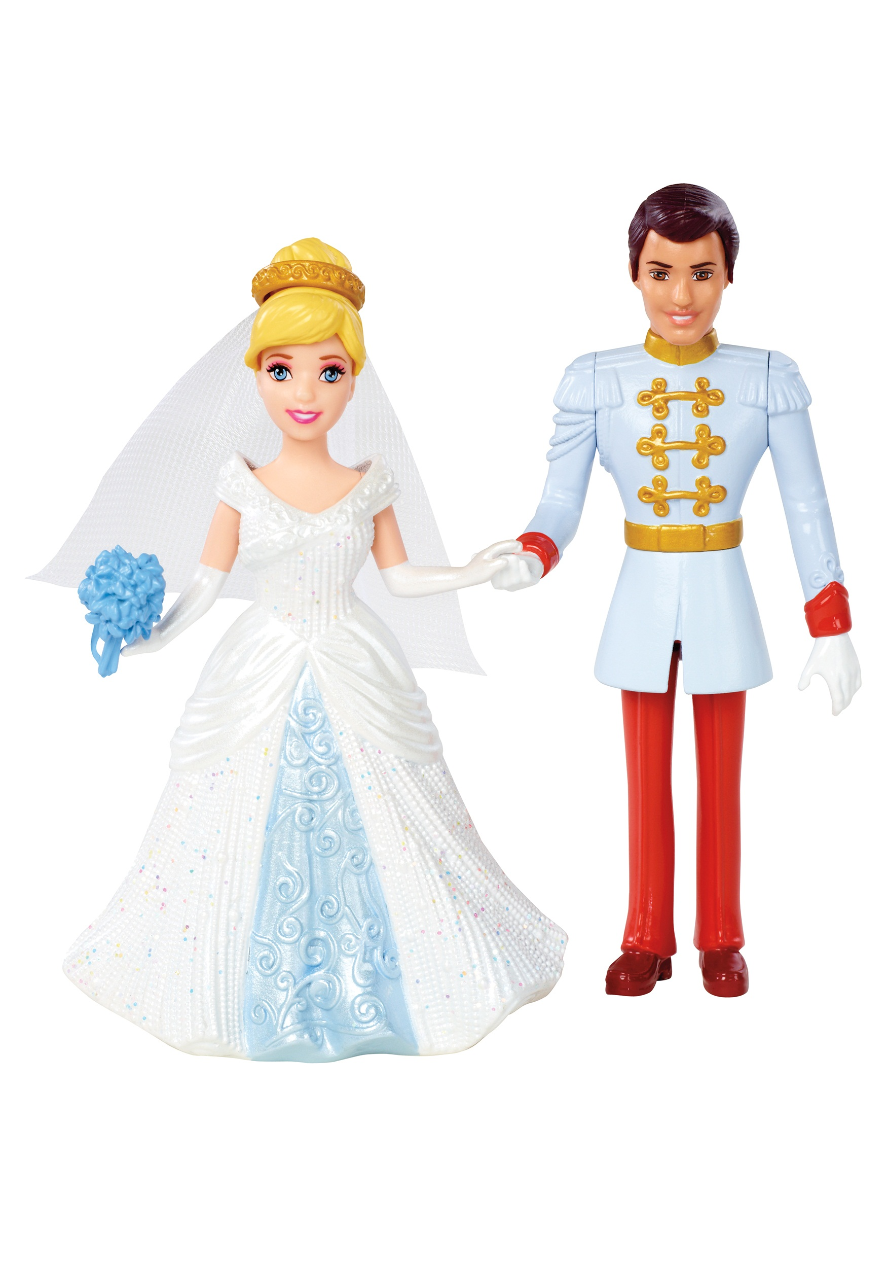 Fairytale Wedding Cinderella and Prince Charming
