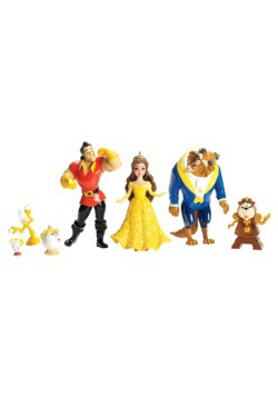 Disney Little Kingdom Beauty & the Beast Story Set