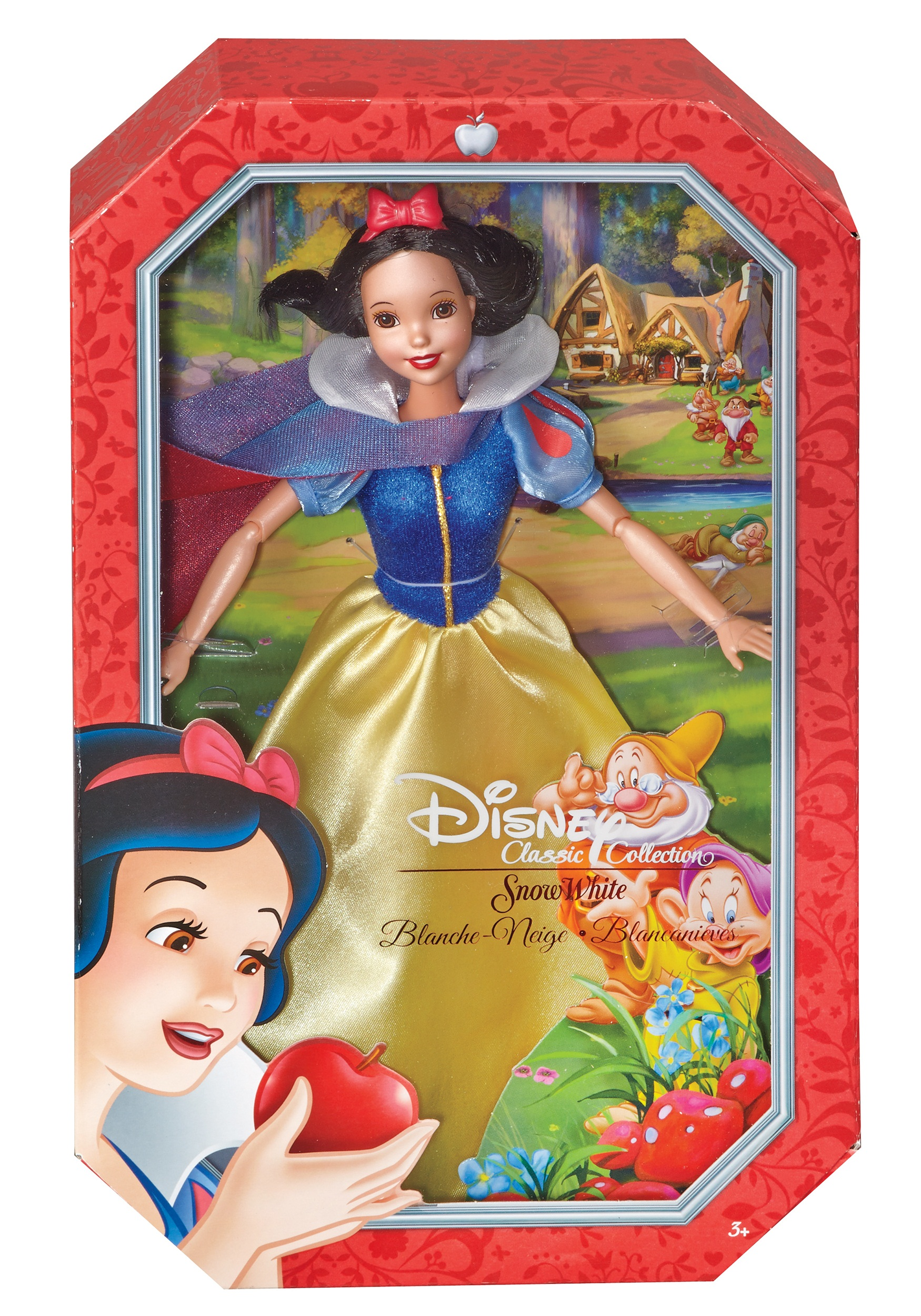 Disney Snow White Doll And Collectable Figures Dolls, Clothing & Accessories Dolls