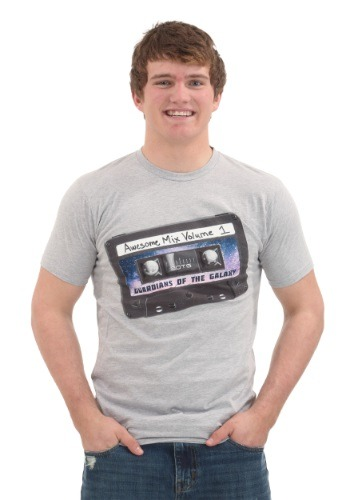Guardians of the Galaxy Awesome Mix Tape Men's T-Shirt