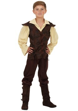 Boy's Renaissance Squire Costume Update Main