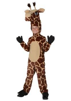 Child Giraffe Costume