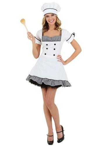 Sexy Chef Womens Costume Update Main