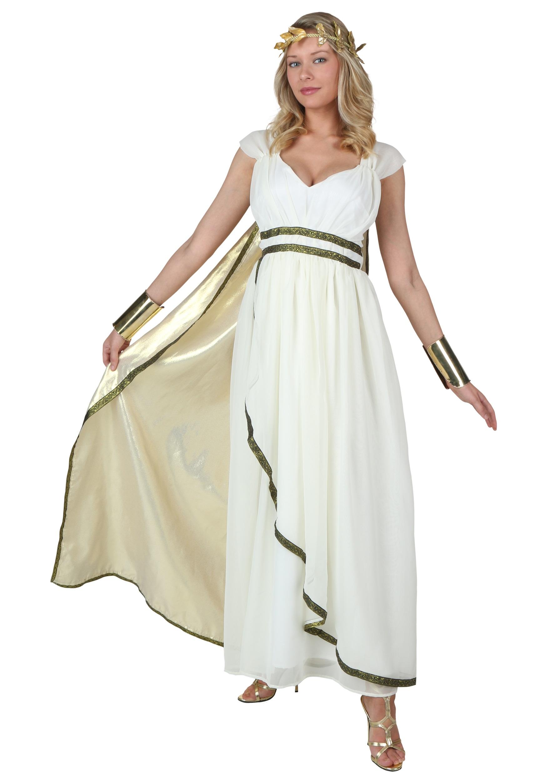 a84f0fe39b8 Goddess Plus Size Costume