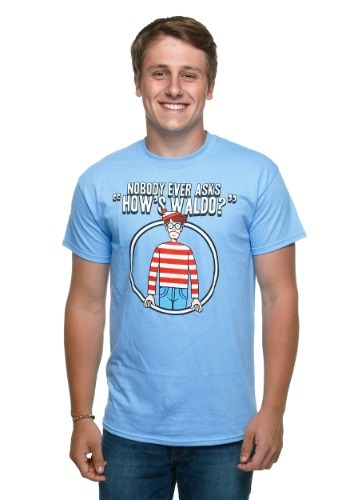 How's Waldo Men's T-Shirt
