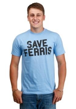 Save Ferris LT Blue Men's T-Shirt