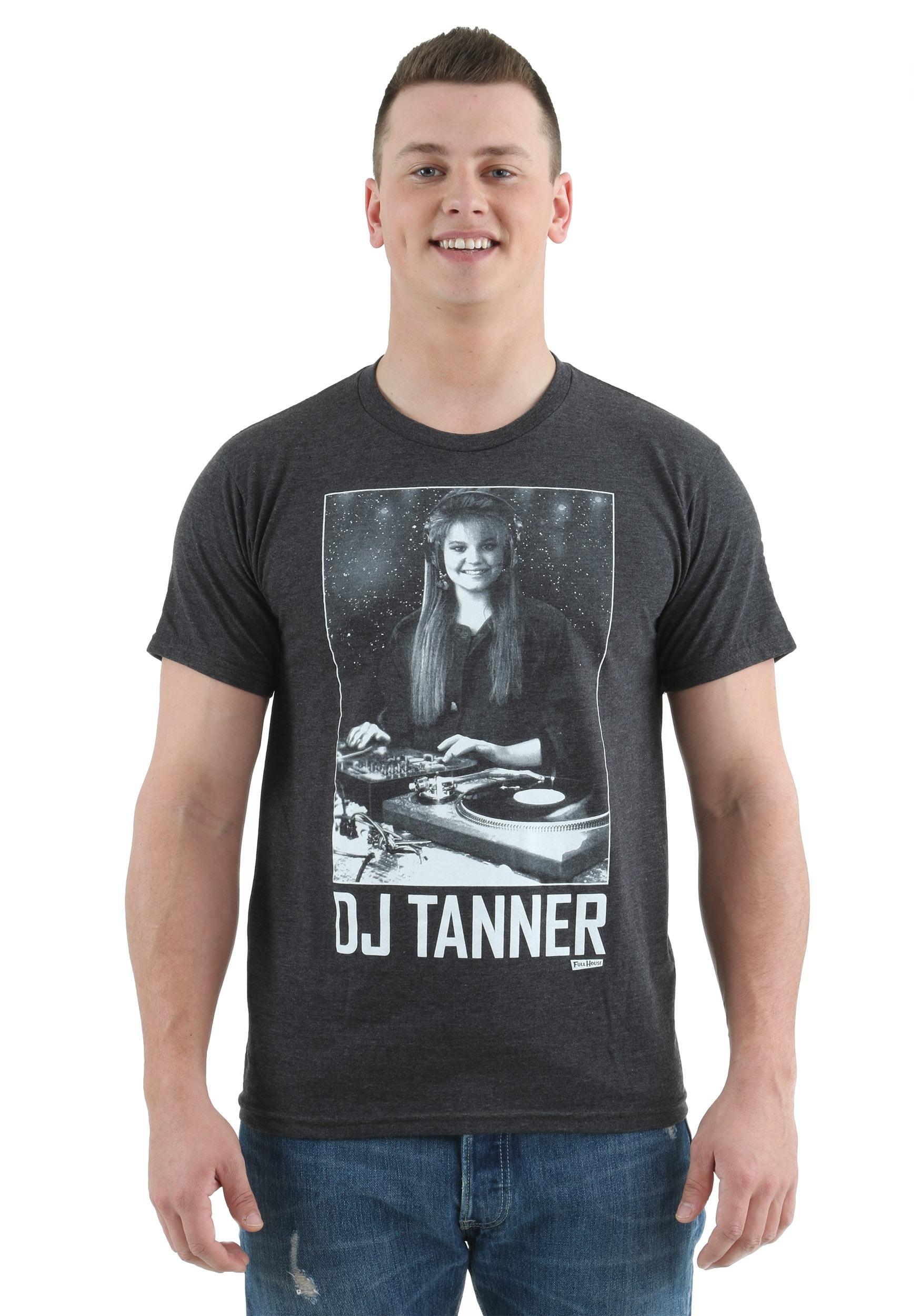 Full House DJ Tanner T Shirt