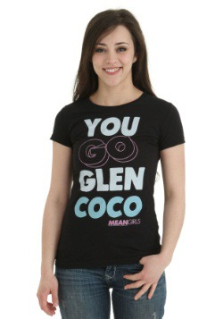 Mean Girls You Go Glen Coco Juniors T-Shirt