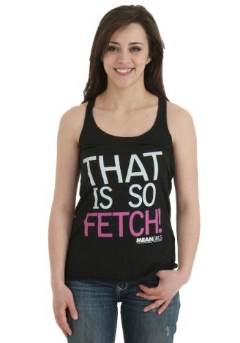 Mean Girls So Fetch Juniors Tank