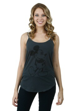 Juniors Mickey Mouse Strap Tank