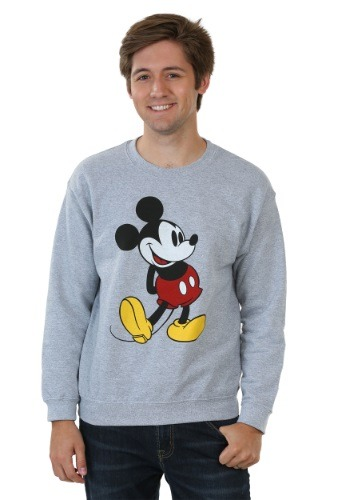 Mickey Classic Pose Men's Sweatshirt