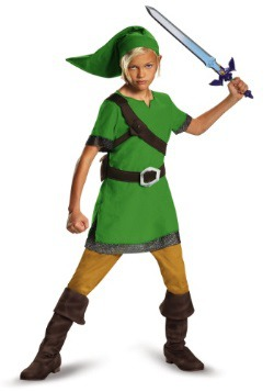 Boys Classic Link Costume