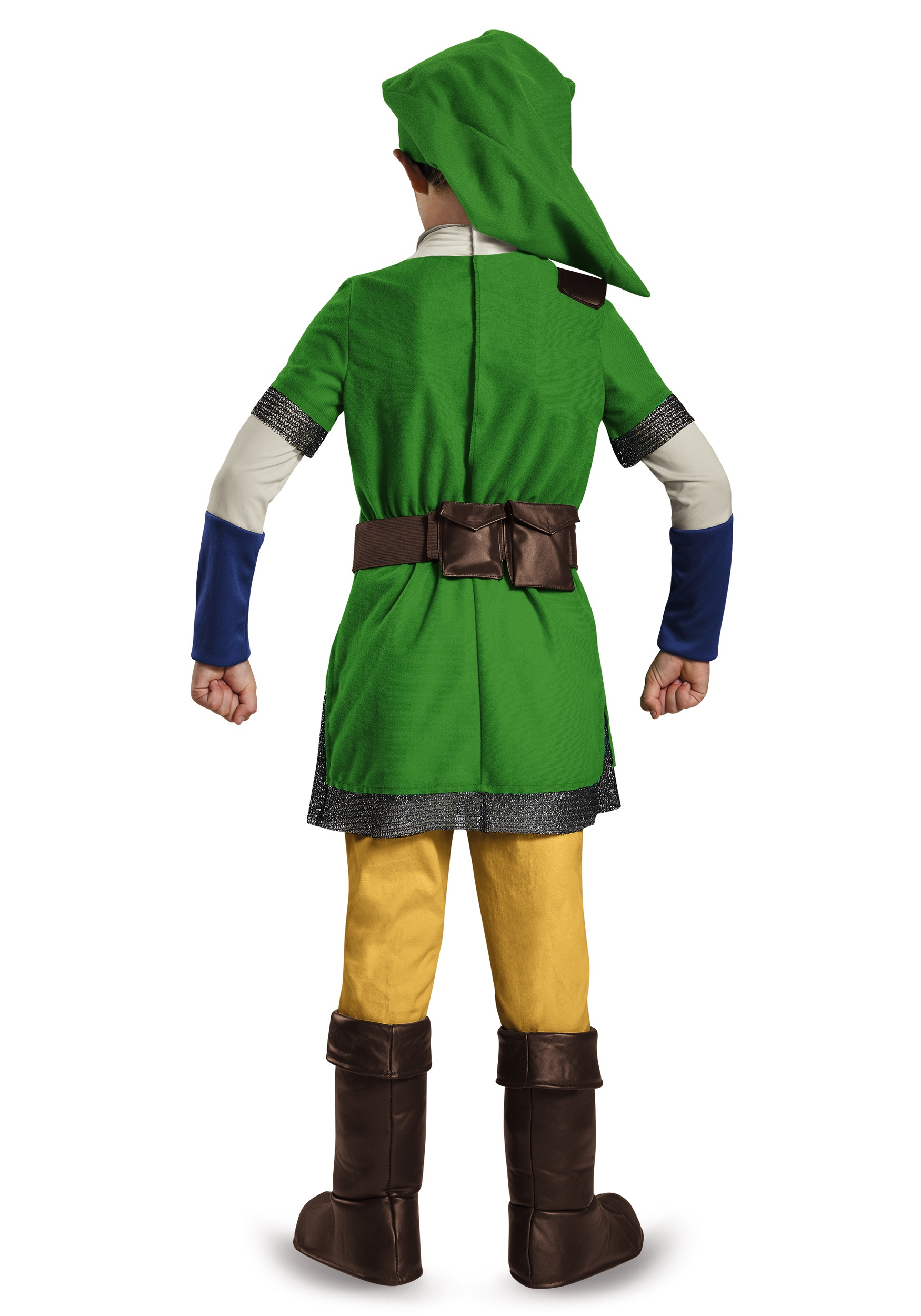 Deluxe Link Costume for Kids