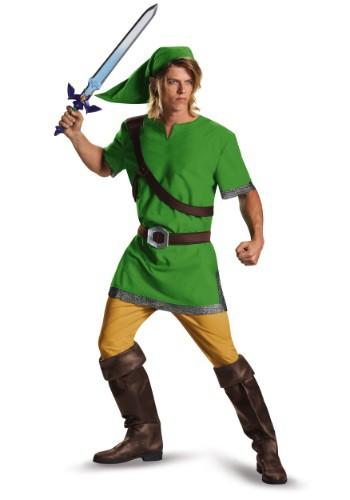 Adult Classic Link Costume DI90529