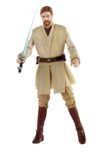 Obi Wan Kenobi Black Series Action Figure