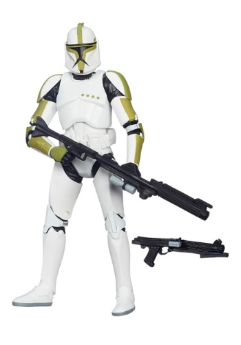 Clone Trooper Sergeant Black Series 6 Figure