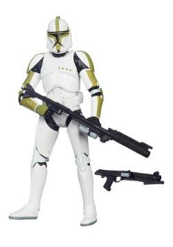 Clone Trooper Sergeant Black Series Figure