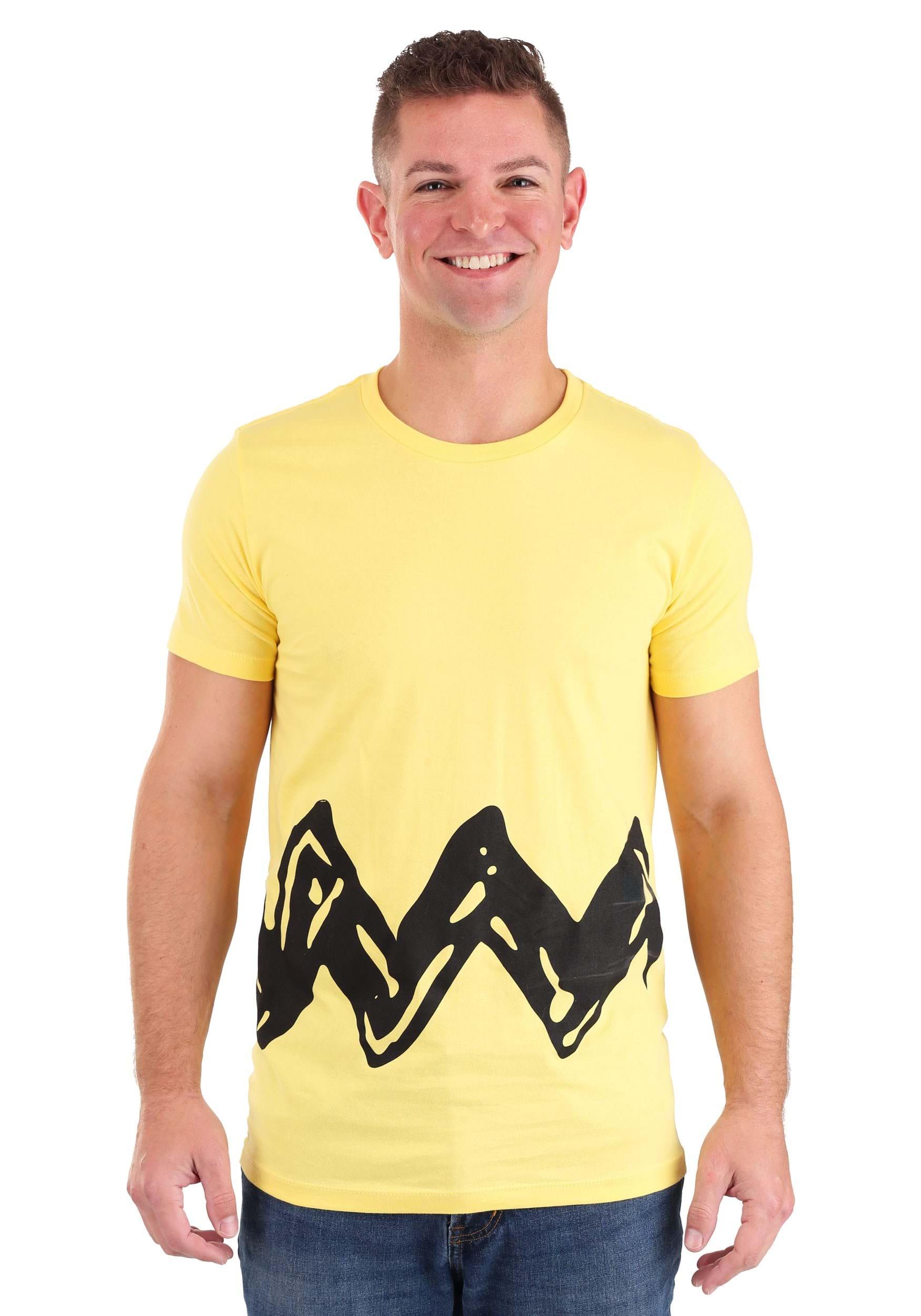 I am Charlie Brown T-Shirt for Men