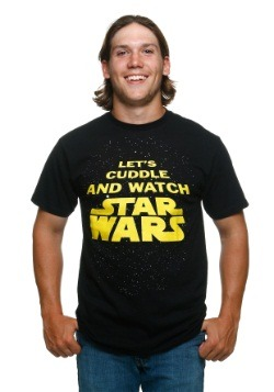 Star Wars Let's Cuddle T-Shirt