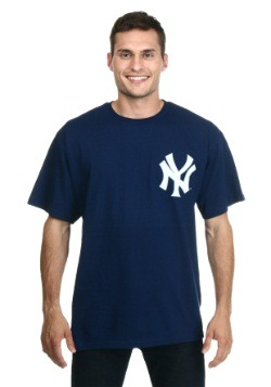 Official Wordmark New York Yankees Men's T-Shirt