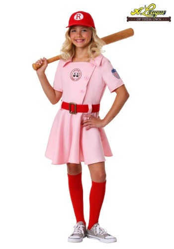 Girls A League of Their Own Dottie Costume3