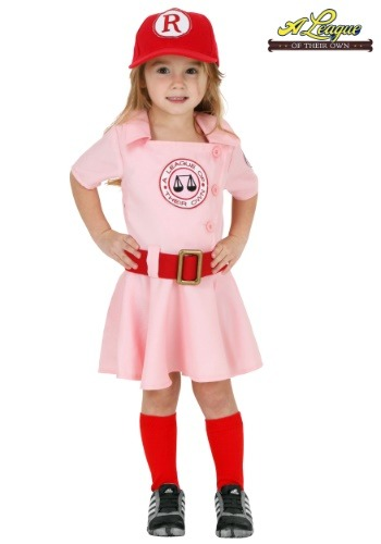 Toddler A League of Their Own Dottie Costume-update2