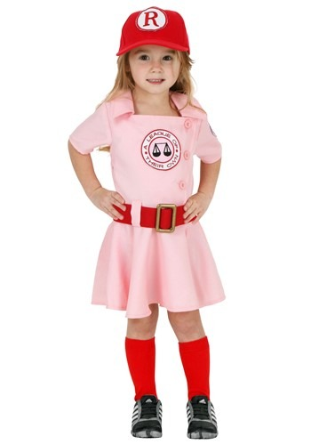 Toddler A League of Their Own Dottie Costume LEA8300TD-2T