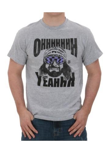 Macho Man Ohhh Yeah Men's T-Shirt
