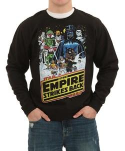 Star Wars Empires Hoth Fleece Shirt