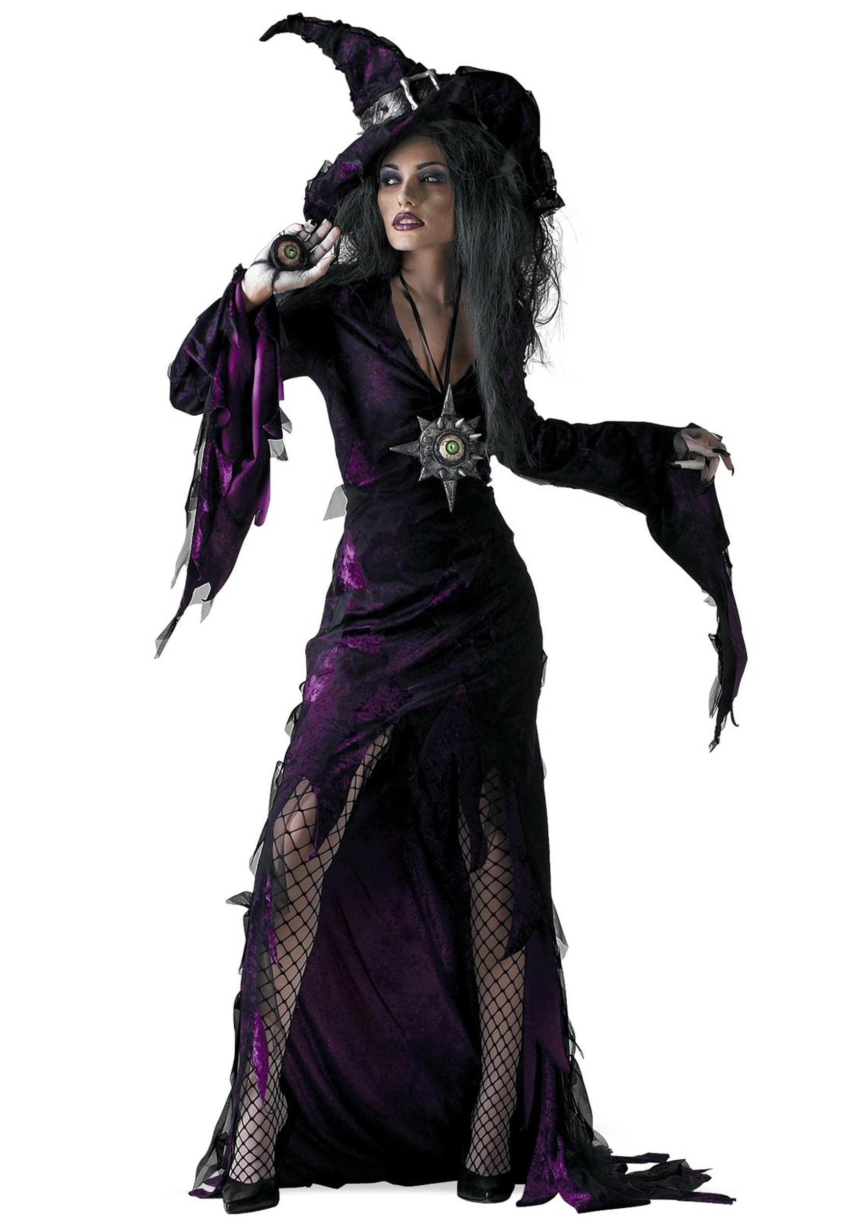 sc 1 st  Fun.com & Womens Evil Sorceress Costume