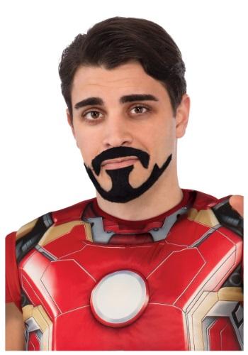 Avengers Tony Stark Iron Man Mustache & Goatee RU36365
