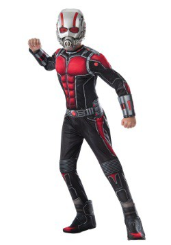 Child Deluxe Ant-Man Costume