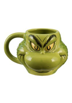 Dr. Seuss Grinch Ceramic Mug