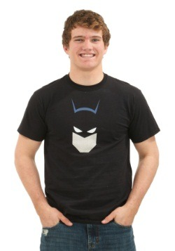 Batman Cartoon Face Men's T-Shirt