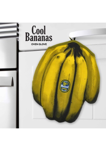 Cool Bananas Oven Glove