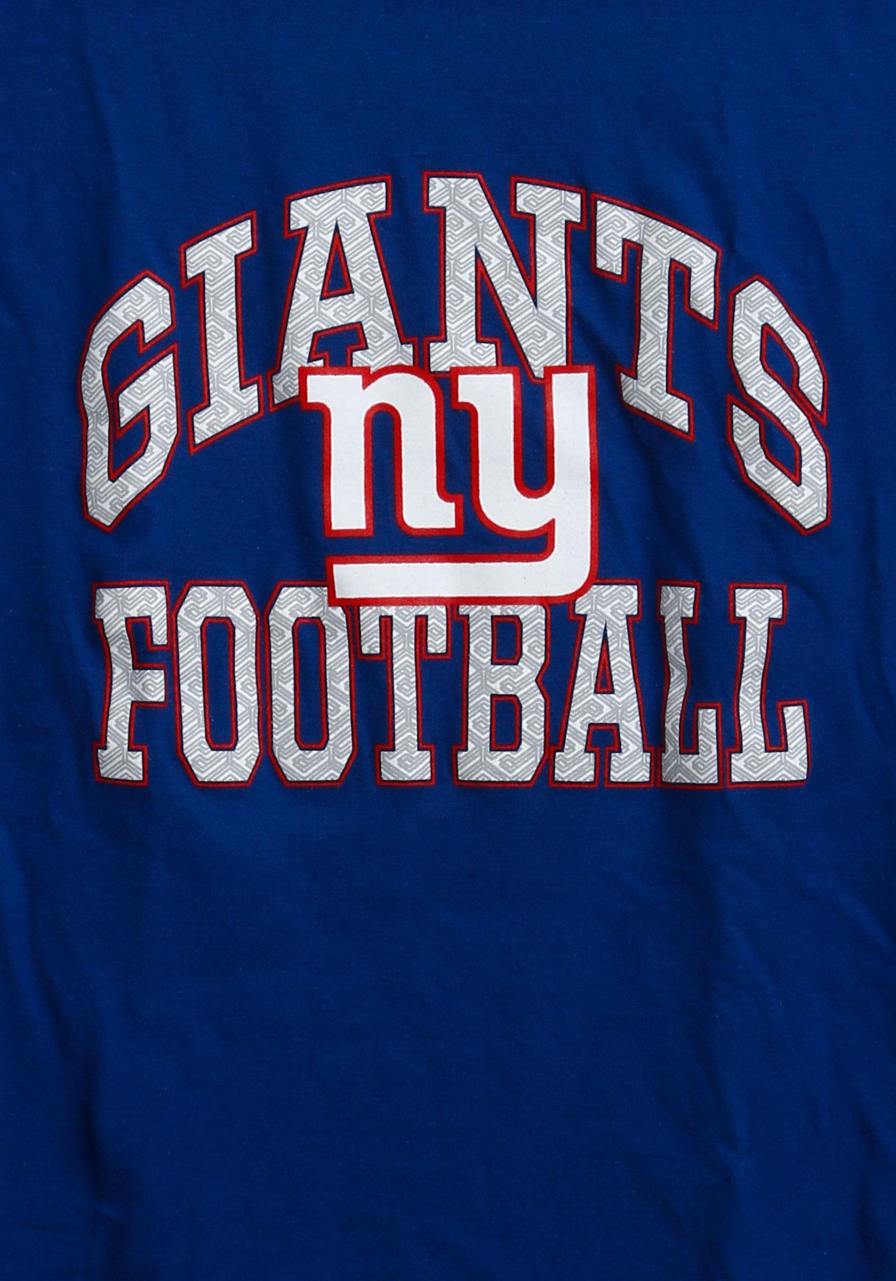 d7a5a01b8 New York Giants Franchise Fit Womens T-Shirt2