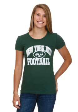 Women's New York Jets Franchise Fit T-Shirt